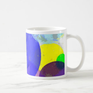 Fractured Locales Coffee Mug