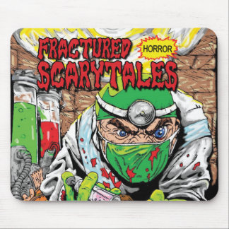 Fractured Scarytales Mousepad