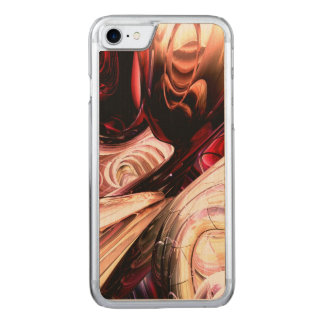 Fractured Soul Abstract Carved iPhone 8/7 Case