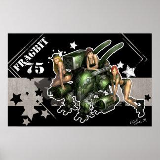 Fragbit-75 Posters