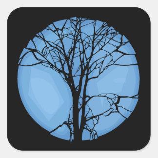 Fragile Ecosystem Square Sticker