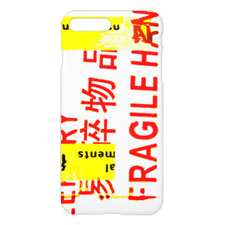 FRAGILE Markings - COOL Asian Characters iPhone 8 Plus/7 Plus Case