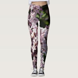 Fragrant Lilac Leggings