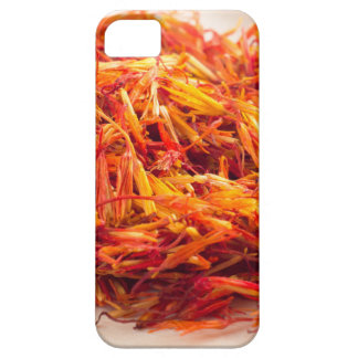 Fragrant saffron close-up case for the iPhone 5