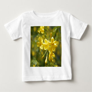 Fragrant Yellow Flowers Of Carolina Jasmine Baby T-Shirt