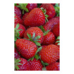 Fraise Posters
