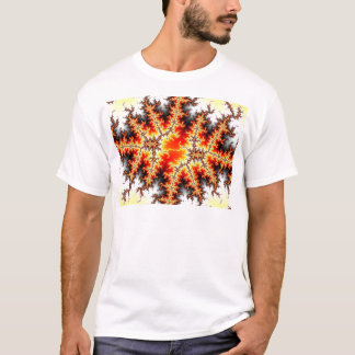 Fraktal almond bread set T-Shirt