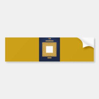 Frame(1) Bumper Stickers