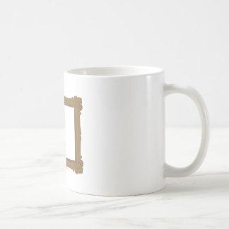 Frame in Brown Mug