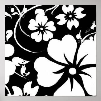 Frame It! - Trendy Floral Art Poster