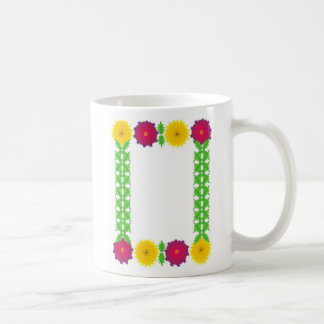 Frame Basic White Mug