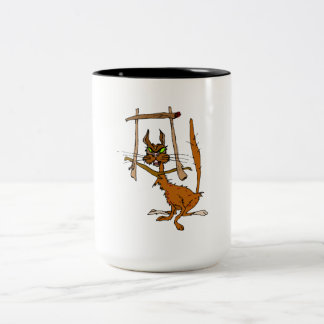 Framed Cat Mug