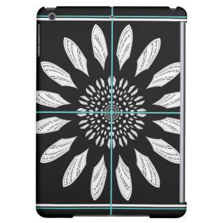Framed daisy case for iPad air