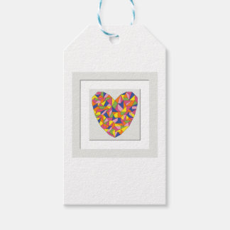 Framed Heart Gift Tags