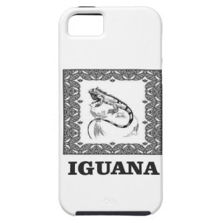 framed iguana yeah case for the iPhone 5