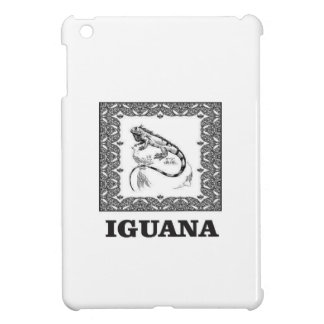 framed iguana yeah cover for the iPad mini