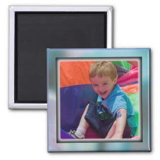 framed magnet template
