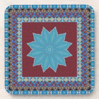 Framed Mandala Coaster