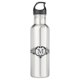 Framed Monogram 710 Ml Water Bottle