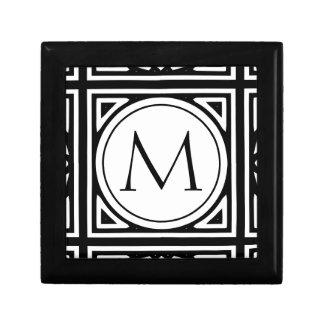 Framed Monogram Gift Boxes