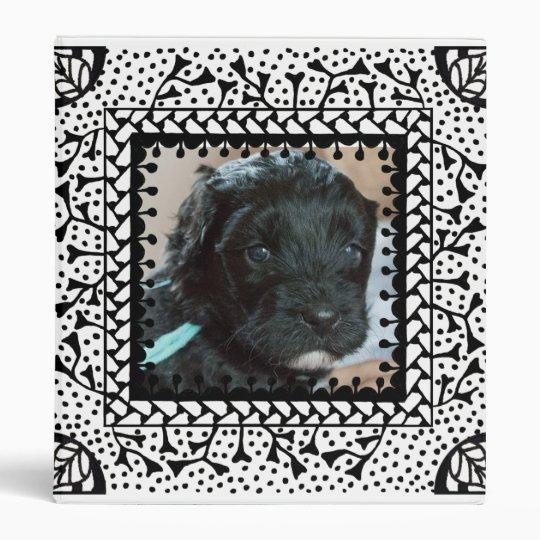 Framed Pet Binder