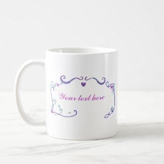 Framed with Love Coffee Mugs