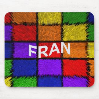FRAN MOUSE PAD