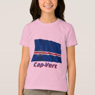 Français d'avec le nom en de Casquette-Vert de T-shirt