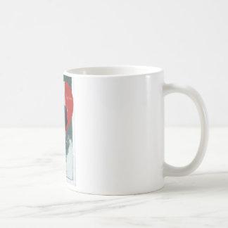 FRANCE 1906 Vintage Coffee Mug
