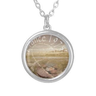France 1975.jpg silver plated necklace