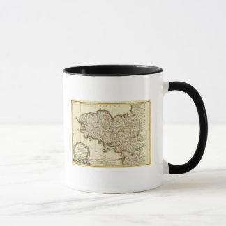 France 8 mug