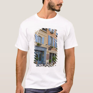France, Arles, Provence, hotel and restaurant T-Shirt