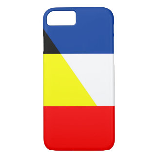 france belgium flag country symbol flag iPhone 8/7 case