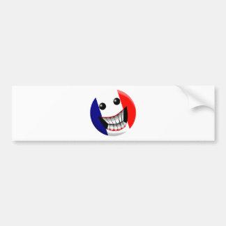 France Bumper Sticker