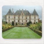 France, Burgundy, Cormatin, Chateau de Cormatin,