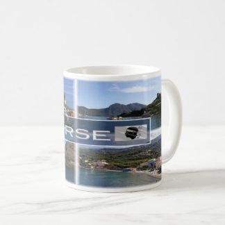 France - Corse - Corsica - Coffee Mug