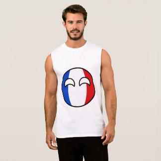 France Countryball Sleeveless Shirt