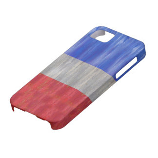 France distressed French flag Case For The iPhone 5