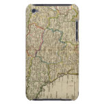 France Divided into Circles and Departments 2 Barely There iPod Cover