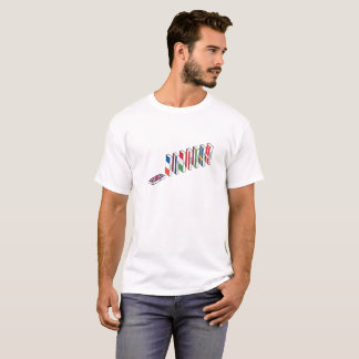 France Elections EU Domino Effect T-Shirt