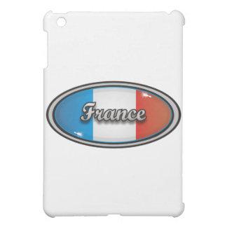 France flag 1 iPad mini cover