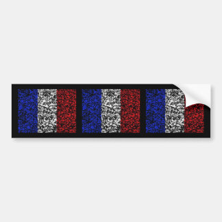 France - Flag Bumper Sticker
