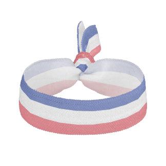 France Flag Hair Tie