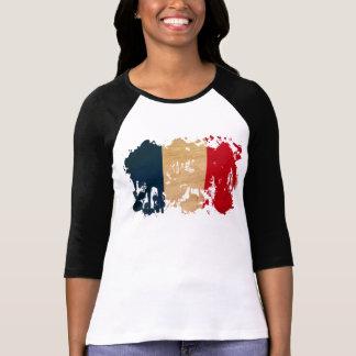France Flag Tee Shirt