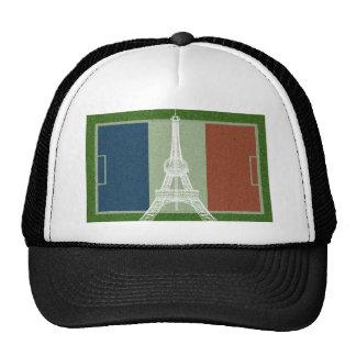 France football-Flag Trucker Hat