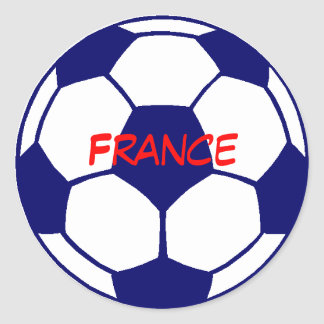 France football sticker