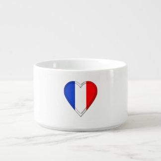 France French Flag Bowl