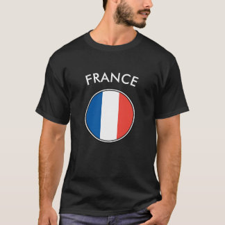 France - French Flag T-Shirt