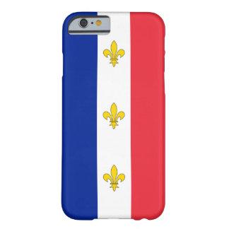 France iPhone Case - Tricolour & Fleurs-de-Lys