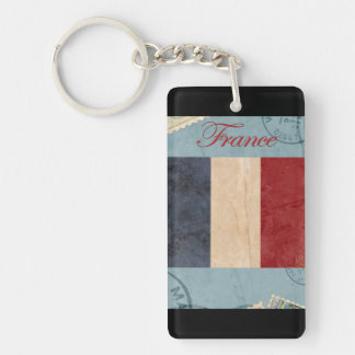 France Key Chain Souvenir